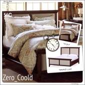 سرير نفر ونص من اشهر ماركه امريكيه بوتري بارن