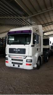 للبيع شاحنه مان (2006)بحالة الوكالة أوراق جمرك