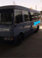 حافلات ميتسوبيشي روزا راكب ٥