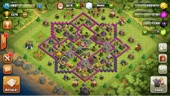 قرية للبيع ف clash of clans