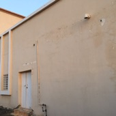 عمارة دور مسلح شقتين في مدخل الحرازات للبيع أو البدل بعمارة عظم تكون في حي السنابل أو الخمرة