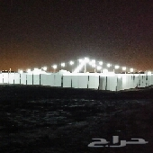 مخيمات أبو سعووود للايجار حي الغنام