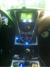شاشه هونداي ازيرا S100 بنظام الوكاله