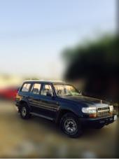 تويوتا لاندكروزر للبيع مديل 1992