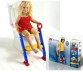 مقعد الحمام للأطفال
