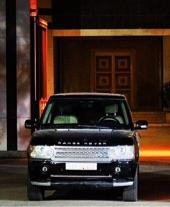 2007 للبيع Range Rover أسود