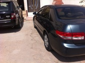 سياره للبيع اكورد 2005