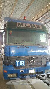 للبيع شاحنة مرسيدس اكتروس 2003 بالشرقية