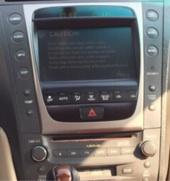 للبيع شاشة GS تركب ع الموديلات 2005 الى 2011