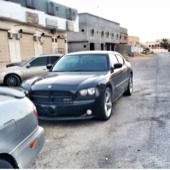 دوج تشارجر 2010 SXT V6  فل كامل لون أسود