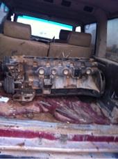 عدد 2 سلندر مكينة باترول 92 للبيع