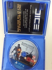 شريط باتل فيلد 4 - battlefield 4 بلايستيشن 4 - PS4 للبيع
