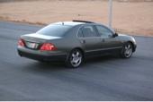 LS430 2006 نظيفة