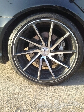 جنوط VOSSEN للبيع مقاس 19 VOSSEN Wheels size19 for sale