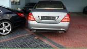 للبيع مرسدس 500 S جديد خليجي 2011 كت AMG