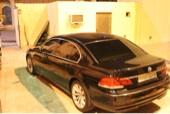 BMW  موديل 2008 حجم730