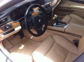 فرصة للبيع BMW 2009 حجم 740لارج  ممشى 87 الف كيلو فقط