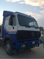 شاحنة مرسيدس ال بي للبيع موديل 95