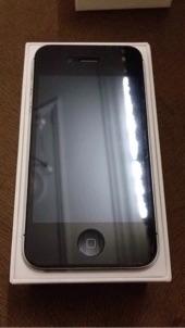 ايفون 4S أسود