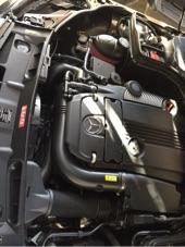 مرسيدس c250 كوبيه AMG