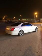 مورسدس 2007 وارد الجفالي سعودي 350 s فل كامل روائه ليليه