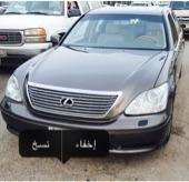 للبيع لكزس 430 Ls موديل 2004 سعودي