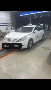 للبيع سوناتا تاكسي 2012