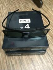نظارات 3d من شركة سامسونج