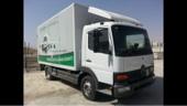 شاحنة مرسيدس اتكوموديل 2004
