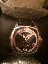 ساعة سويسريه اصلي جديدة  bernhard h mayer ليميتد 4000 SR