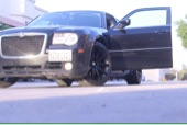 للبيع كرايزلر 2007 SRT8 اسود نظيف عاجل ...