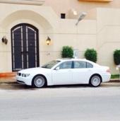 للبيع BMW745li مديل 2004