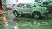 للبيع فورشنر 2012 شبه جديد عداد 32000