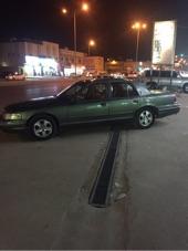 فورد فكتوريا موديل 2000 سعودي