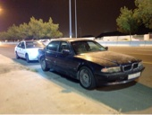 BMW 740 V8 للبيع