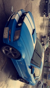 موستنج ازرق قير عادي 2005 GT