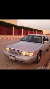 فورد فكتوريا 1999 سعودي نظيف جدا