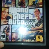 للبيع شريط GTA V  PS3