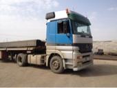 للبيع شاحنة اكترس ميقا سبيس 2002 غايه
