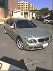 للبيع BMW 750li individual 2006 قمممة في النظافة ماشاء الله تبارك الله