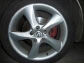 جنوط مقاس17 مازدا 6 ياباني درجة أولى  wheel 17 for mazda 6