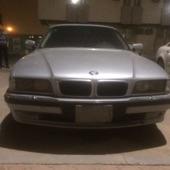 bmw 740i1996