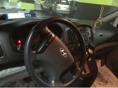 للبيع سيارة هونداي اتش ون  اللون ابيض بدي وكالة نظيف جدا ماشاء الله