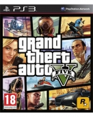 لعبة GTA V حرامي السيارات على جهاز PS3 جديده و نسخه امريكيه