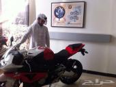 دراجه BMW سوبر سبورت S1000RR