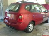 سيارة كيا عائلية للبيع بجدة