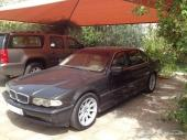 سيارة BMW نظيفة جدآ موديل 1999