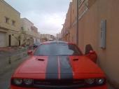 للبيع تشالنجر SRT8 2010 قير عادي فل هوائيات