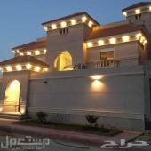 مميزة وجميلة فيلا بمساحة 924 متر للبيع بشمال الرياض حي الملقا