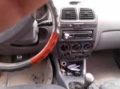 سياره هونداي  اكسنت 2004 للبيع